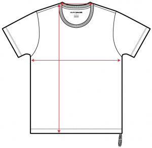 Come misurare la t-shirt
